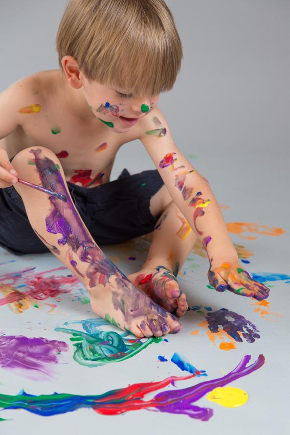 Paint splash, Children, maternity, newborn, cake smash Photographer Essex